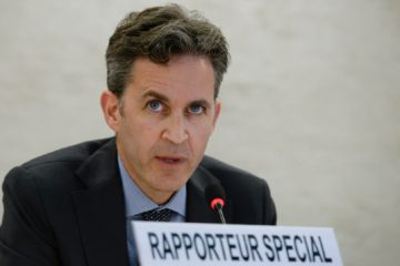 UN special reporter says Turkey in worst shape on freedom of expression in recent times