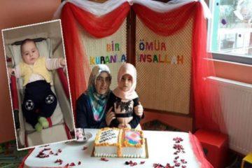 Mother with infant under arrest until husband surrenders self in Turkey
