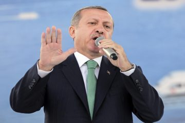 Turkey's Erdoğan: If West wants to get their people, they have to give us ours first