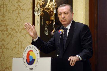 Turkey's President Erdoğan, PM Yıldırım vow to annihilate followers of Gülen movement