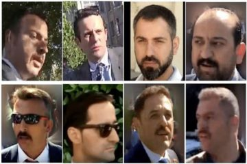 Washington police release video of 8 more Erdoğan bodyguards wanted for attack