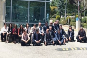 HDP deputies start sit-in at Turkey's Constitutional Court as 'March of Justice' goes on
