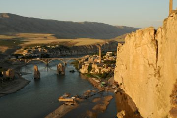 Turkish gov't demolishes 12,000-years-old human heritage in antique Hasankeyf town