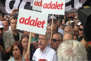 Turkish minister calls Kılıçdaroğlu as 'terrorist' while CHP decides to hold demonstration after 'March for Justice'