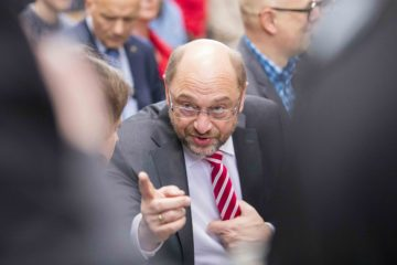 Candidate for German chancellor Schulz says will not be blackmailed by Erdoğan