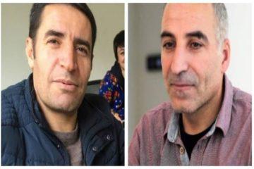 Closed DİHA's journalists Güzüpek and Ertaş detained in Turkey's Diyarbakır