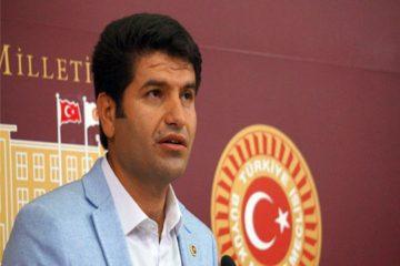 HDP deputy Mehmet Ali Aslan briefly detained in Turkey's Batman province