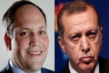 Michael Rubin says Zarrab case in US is Turkish President Erdoğan's nightmare