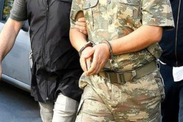 20 military officers arrested over alleged Gülen links in Konya-based coup probe