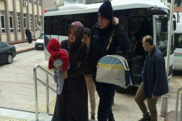 Turkish gov't transfers detained woman, newborn baby to prison 1,291 km away from home