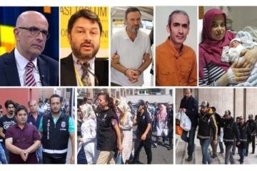 Turkey Purge: 1601 people detained, 895 people jailed over alleged Gülen links across Turkey in past 15 days