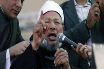 Erdoğanist-Islamist scholars from Turkey announce their support for al-Qaradawi