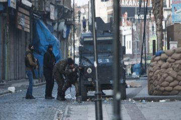 Curfew declared in 25 villages of Kulp district of Turkey's Diyarbakır province