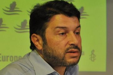 Lawyer Kılıç, founder of Amnesty International's Turkey branch, detained over alleged Gülen links