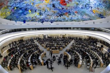PEN Int'l and ARTICLE 19 draw attention to deterioration of freedom of expression, human rights in Turkey at UNHRC