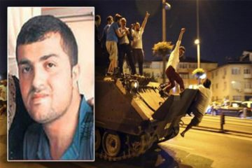 'Hero' who halted 5 tanks during Turkish coup turns out to be fake