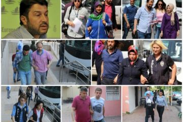386 people detained in Turkey over alleged Gülen links over past week