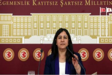 Motion filed against pro-Kurdish HDP deputy in Turkish Parliament for alleged 'terror propaganda'