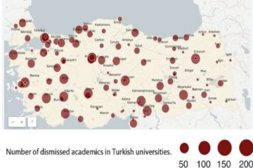 23,427 academics affected by state of emergency in Turkey