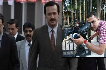 Director of coup movie detained after trailer showed Turkey's Erdoğan threatened with gun