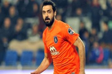 Turkish soccer player İrtegün detained over alleged links to Gülen movement