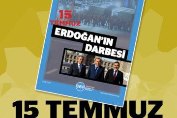 SCF'den çarpıcı darbe raporu: '15 Temmuz: Erdoğan'ın Darbesi'
