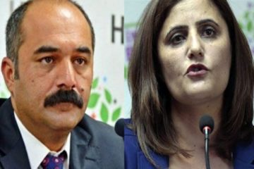 Up to 5 years in prison sought for two pro-Kurdish HDP deputies