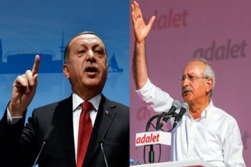 Turkey's Erdoğan sues main opposition leader for TL 1,5 million in damages