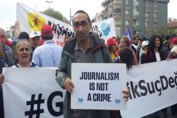 Evrensel daily editor-in-chief investigated for insulting Erdoğan in article