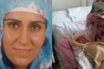 Teacher detained just after giving birth, handcuffed to bed at hospital by Turkish police