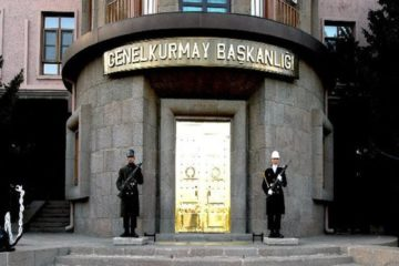 Turkish Defense Ministry announces 7 generals and admirals request retirement