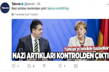 Bild: Erdoğan offers to swap German journalist Yücel for Turkish generals