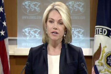 US State Department spokesperson to Ankara mayor: I hope those prayers fall on deaf ears