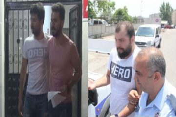 Five more detained in Turkey for wearing 'HERO' T-shirts on Sunday