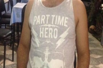 Turkish university student detained for wearing 'part time hero' T-shirt
