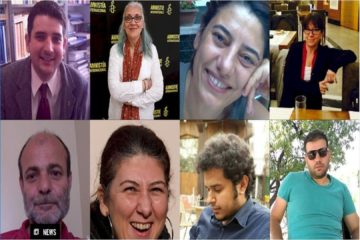 Human rights activists referred to court after 12 days under detention in Turkey