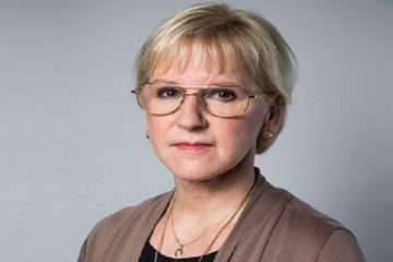 Swedish FM Wallström slams arrest of six human righst defenders in Turkey