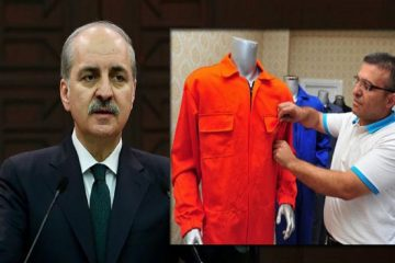 Coup suspects to appear in courts in special uniforms, Turkish Deputy PM says