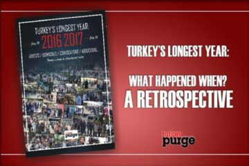 Report shows chronology of purge in Turkey after a controversial coup attempt in 2016
