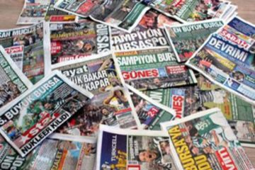 Declaration signed by 180 journalists and academics condemns Turkey's 'racist' media