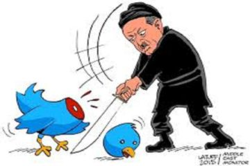 Turkey leading the list of censorship in Twitter's transparency report