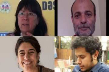 Turkey detains two released human rights defenders again