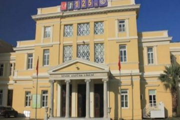 İzmir's leading high school transferred to the foundation of Erdoğan's son