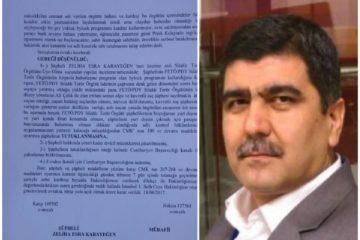 "Turkey arrests jailed journalist Karayeğen's daughter, aged 23, over ""terror"" charges"