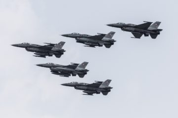 Report: US refuses to send F-16 training pilots to Turkey