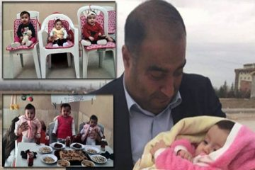 BBC report: Women with 6-month-old infants in jail due to emergency rule in Turkey