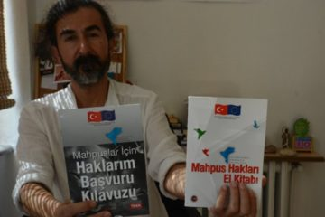 EU-sponsored 'The Handbook on Prisoners' Rights' not allowed in Turkish prisons