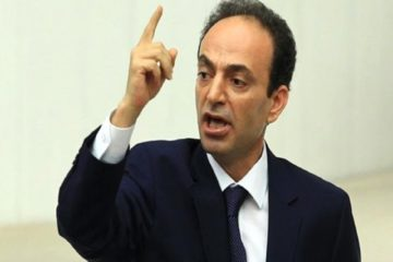 Pro-Kurdish HDP deputy Baydemir briefly detained by Turkish police again
