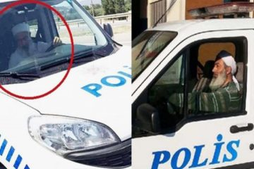 Turkish police officer wearing turban and robe suspended after complaints