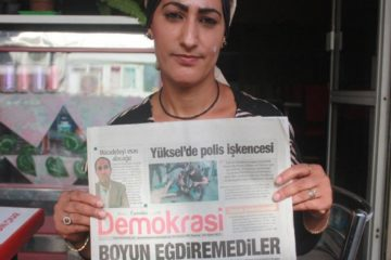 Turkish gov't jails pro-Kurdish media worker Semiha Mete